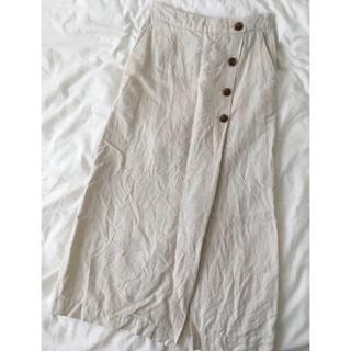 LOWRYS FARM - linen skirt