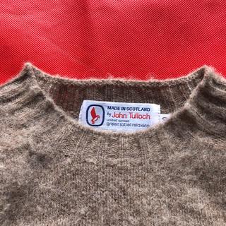 ユナイテッドアローズ(UNITED ARROWS)のunited arrows  スコットランド製 セーター メンズ(ニット/セーター)