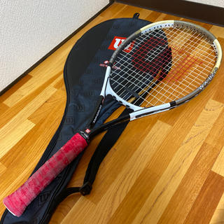 wilson - ウィルソン テニス ラケット wilson  wx822 ケース付き