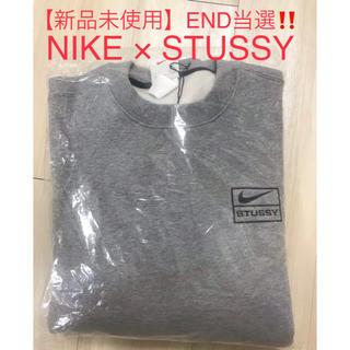 ナイキ(NIKE)の【新品未使用】 NIKE × STUSSY ナイキ × ステューシー コラボ(スウェット)