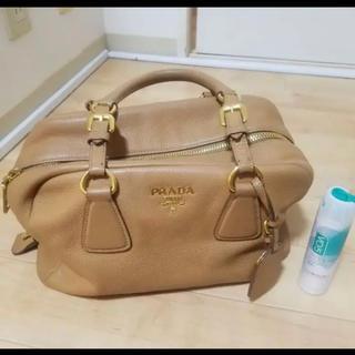 PRADA - 比較的美品PRADA プラダハンドバッグ