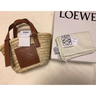 LOEWE - 新品未使用 Sサイズ ロエベ公式オンライン購入 ロエベ かごバッグ