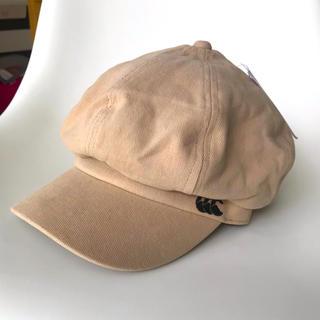 カンタベリー(CANTERBURY)の【新品】CANTERBURY(カンタベリー) キャスケット コットン100%(帽子)