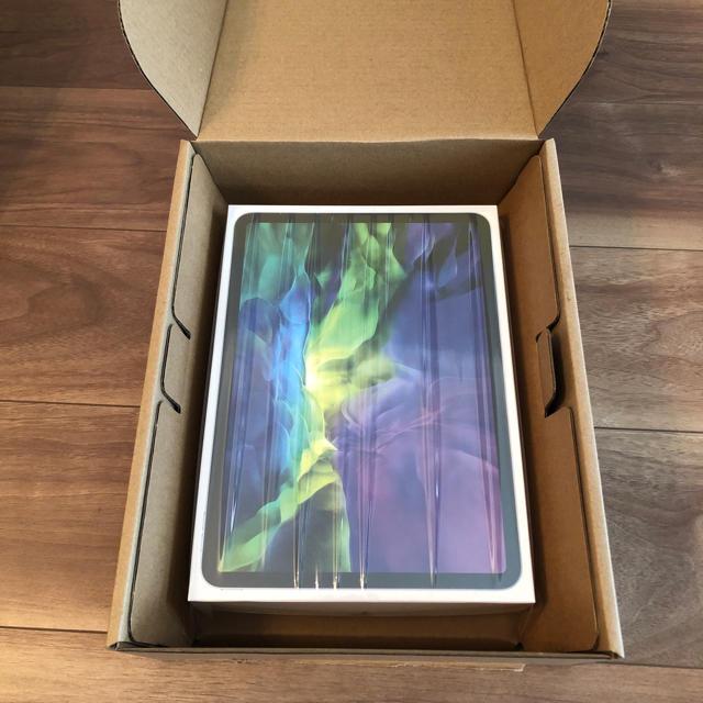 Apple(アップル)の大幅値下げ 新品未開封 iPad Pro 2020年モデル 11インチ シルバー スマホ/家電/カメラのPC/タブレット(タブレット)の商品写真