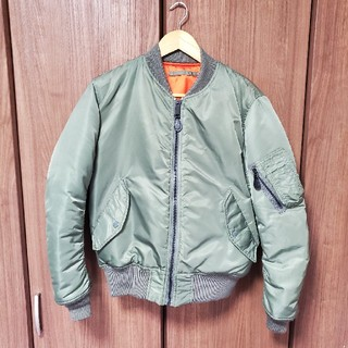 AVIREX - AVIREX ma-1 jacket