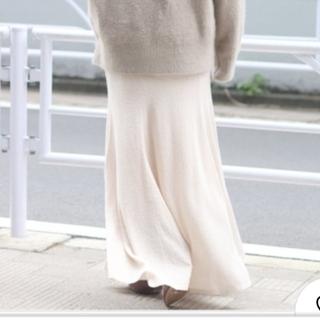 Plage - plage 完売♡loop yarnマーメイドスカート