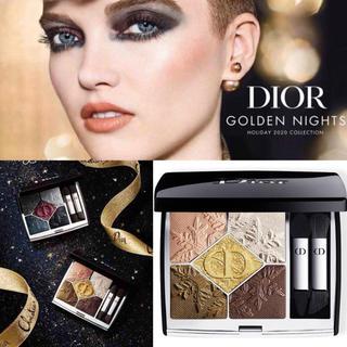 Dior - DIOR ホリデー✨サンク クルール クチュール 549 ゴールデン スノー