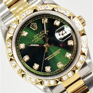ROLEX - OH済 ロレックス ROLEX デイトジャスト 1601 メンズ 腕時計