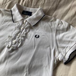 フレッドペリー(FRED PERRY)のFRED PERRY 【フレッドペリー】フリルポロ(ポロシャツ)