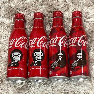 A BATHING APE - A BATHING APE Coca-Cola 4本セット Amazon限定