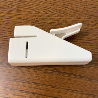 MUJI (無印良品) - 無印良品 針を使わないステープラー