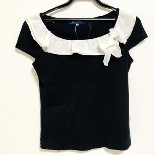エムズグレイシー(M'S GRACY)のエムズグレイシー 半袖カットソー 38 M -(カットソー(半袖/袖なし))