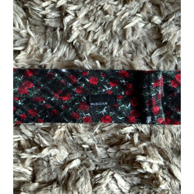 LAD MUSICIAN(ラッドミュージシャン)のLAD MUSICIAN 花柄 ネクタイ メンズのファッション小物(ネクタイ)の商品写真