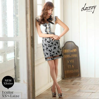dazzy store - 新品同様 明日香キララ着用 キャバドレス ミニドレス ナイトドレス サイズL