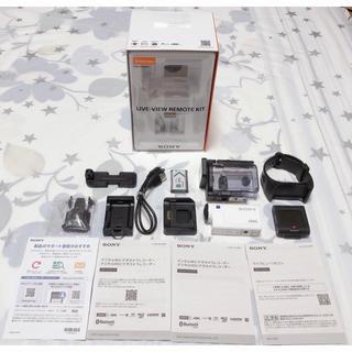 SONY - SONY ソニー アクションカム FDR-X3000R