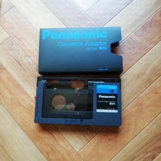 Panasonic - ジャンク  Panasonicカセットアダプター