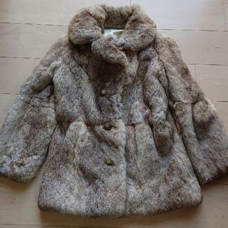 ロキエ(Lochie)のヴィンテージ購入ムーンバット ファーコート(毛皮/ファーコート)