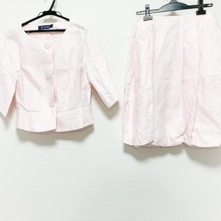 エムズグレイシー(M'S GRACY)のエムズグレイシー スカートスーツ 40 M -(スーツ)