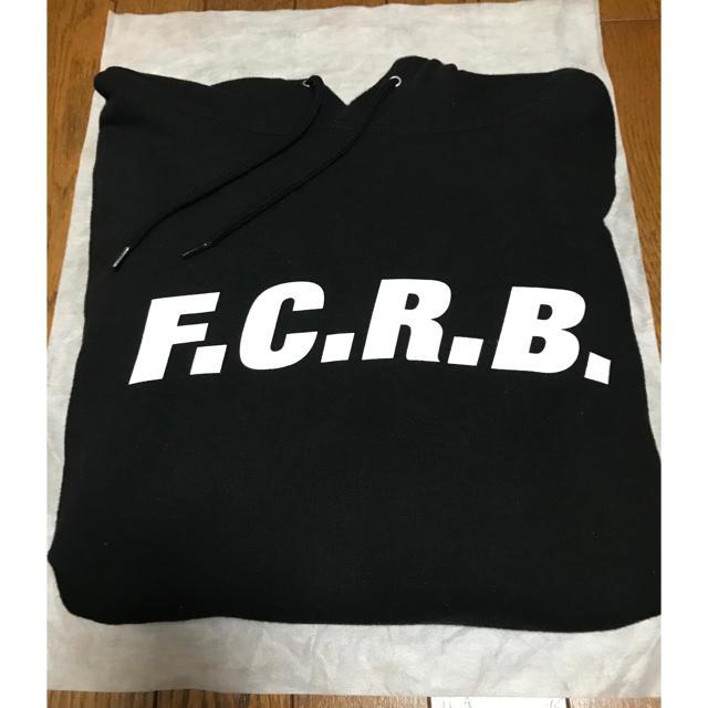 F.C.R.B.(エフシーアールビー)のFCRB AUTHENTIC PULLOVER HOODIE メンズのトップス(パーカー)の商品写真