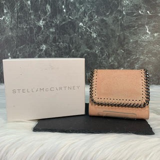 Stella McCartney - STELLA MCCARTNEY 三つ折財布