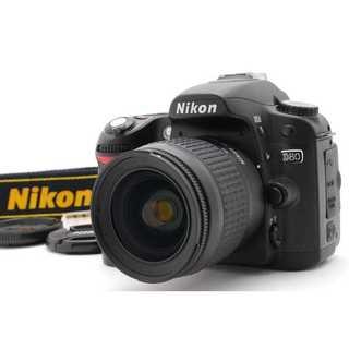 Nikon - ★ 初心者さんに超おすすめ!Nikon ニコン D80レンズキット ★