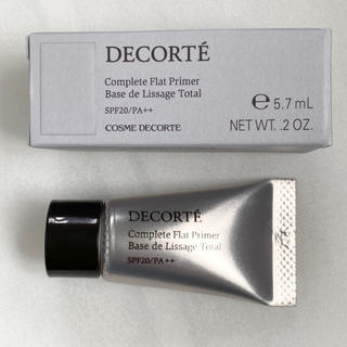 コスメデコルテ(COSME DECORTE)のコンプリート フラット プライマー 6g(化粧下地)