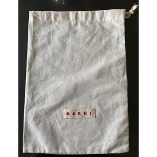 マルニ(Marni)のMARNI マルニ シューズ入れ 巾着袋(ショップ袋)