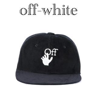 オフホワイト(OFF-WHITE)のoff-white キャップ(キャップ)
