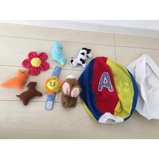 Disney - DWE プレイアロング  玩具 Play Along ボール 人形