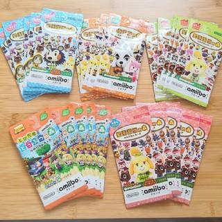 ニンテンドウ(任天堂)のどうぶつの森 amiibo カード 25パック アミーボ 任天堂スイッチ(その他)