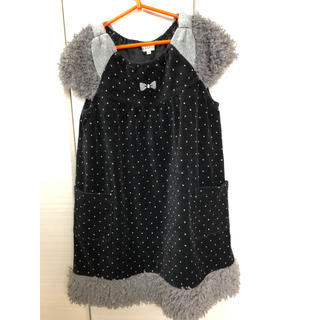 サンカンシオン(3can4on)の★ももこ様専用★子供服 130サイズ(ワンピース)