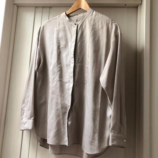 シップス(SHIPS)の今季シップスのニュアンスカラーのシャツ(シャツ/ブラウス(長袖/七分))