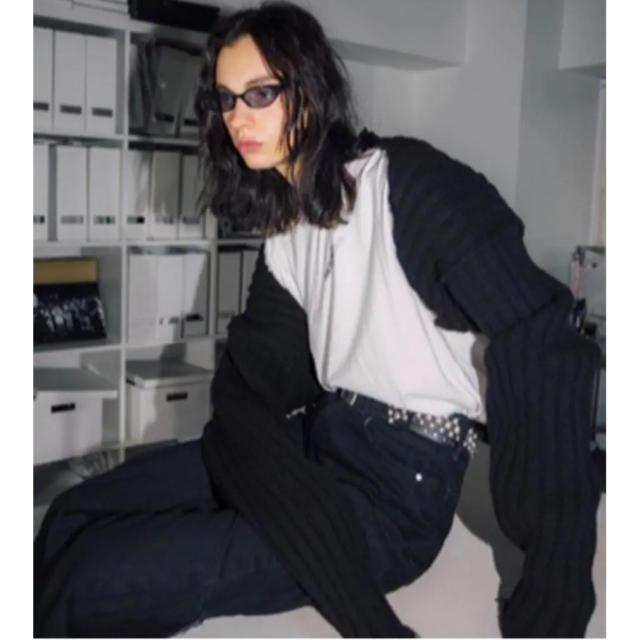 BEAUTY&YOUTH UNITED ARROWS(ビューティアンドユースユナイテッドアローズ)の【菅沼ゆりさん愛用】PERVERZE アームニット ニット レディースのトップス(ニット/セーター)の商品写真
