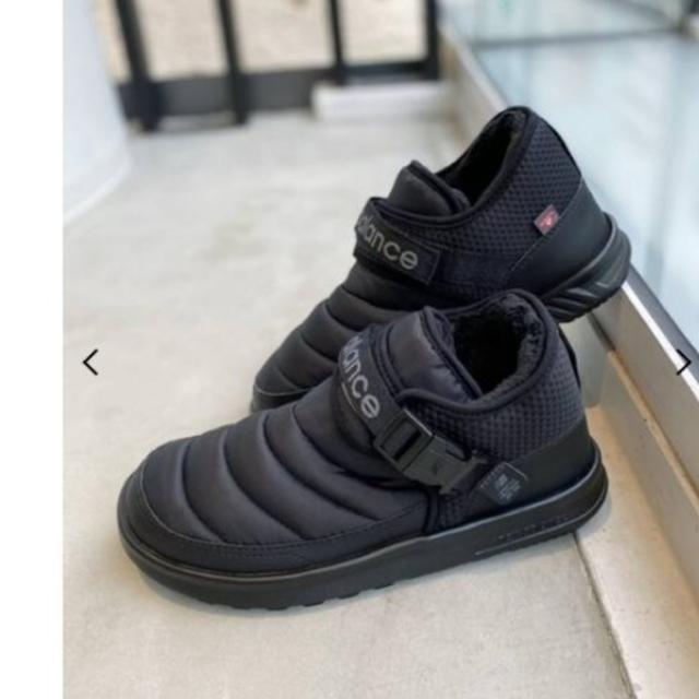L'Appartement DEUXIEME CLASSE(アパルトモンドゥーズィエムクラス)の【NEW BALANCE/ニューバランス】CARAVAN MOC-MID レディースの靴/シューズ(スニーカー)の商品写真