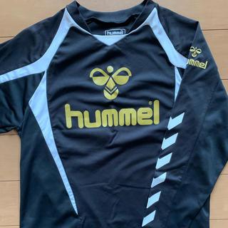 hummelヒュンメル長袖Tシャツ