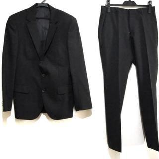 ヒューゴボス(HUGO BOSS)のヒューゴボス シングルスーツ メンズ - 黒(セットアップ)