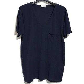 サンローラン(Saint Laurent)のサンローランパリ 半袖Tシャツ サイズL -(Tシャツ(半袖/袖なし))