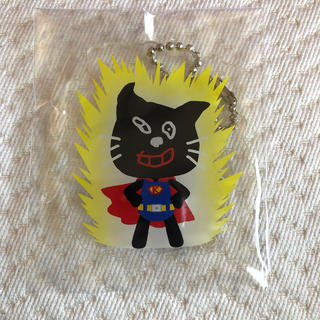 LEVEL.5 キヨ猫 スーパーマン アクスタ(キーホルダー)