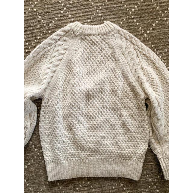 H&M(エイチアンドエム)のケーブルニット  レディースのトップス(ニット/セーター)の商品写真