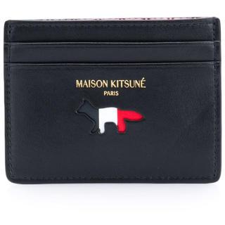 メゾンキツネ(MAISON KITSUNE')のmaison kitsune カードケース(名刺入れ/定期入れ)