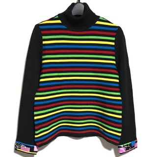 レオナール(LEONARD)のレオナール 長袖セーター サイズM美品  -(ニット/セーター)
