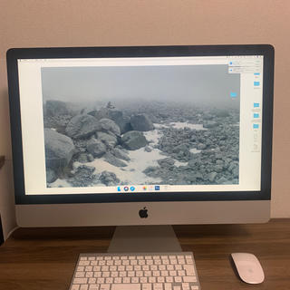 Mac (Apple) - iMac 27インチ 2013late