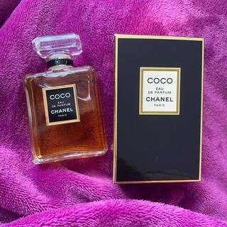 シャネル(CHANEL)のココ オードゥパルファム(ヴァポリザター)50ml(香水(女性用))