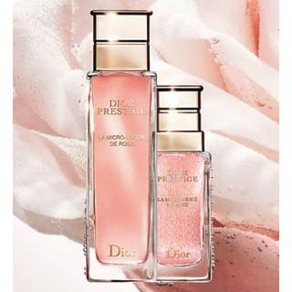 ディオール(Dior)の【Dior】 ディオール プレステージ ユイルドローズ & ローションドローズ(サンプル/トライアルキット)
