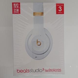ビーツバイドクタードレ(Beats by Dr Dre)のbeets studio3 wireless 中古(ヘッドフォン/イヤフォン)