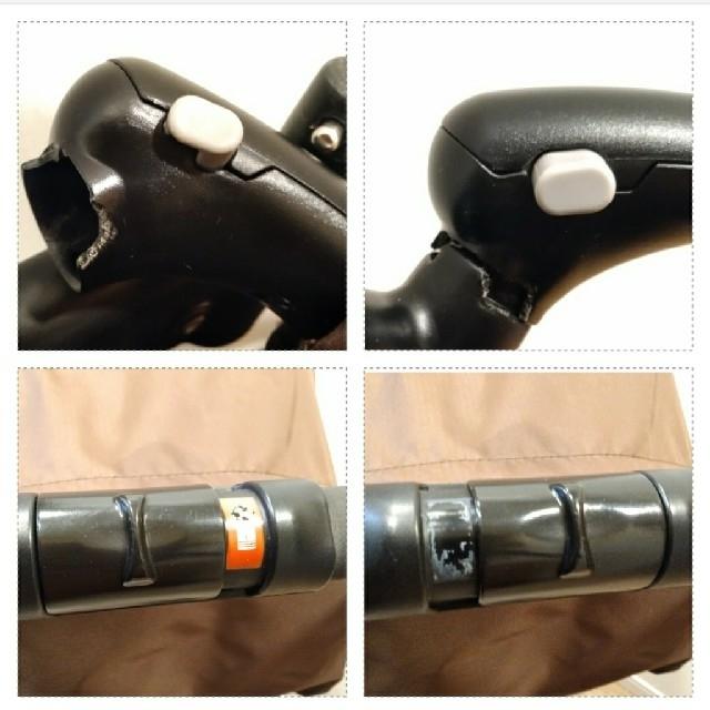 Aprica(アップリカ)の[送料込]軽量ベビーカー マジカルエアー プラス AC  茶色 説明書付 キッズ/ベビー/マタニティの外出/移動用品(ベビーカー/バギー)の商品写真