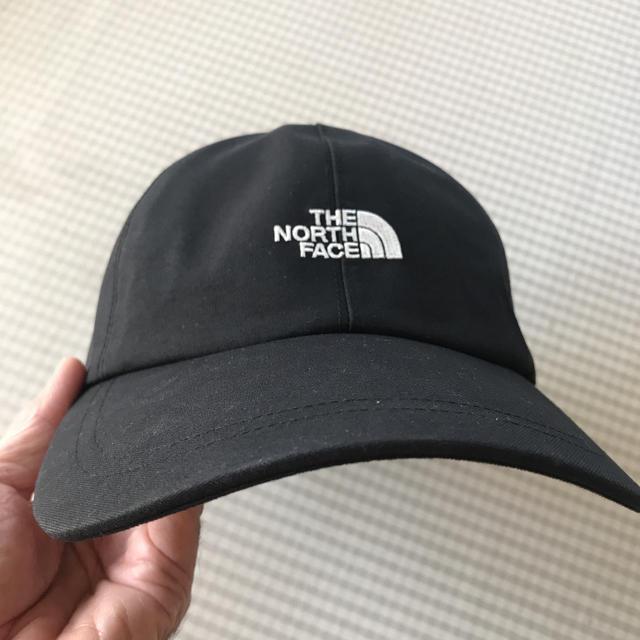 THE NORTH FACE(ザノースフェイス)のザノースフェイス ゴアテックス キャップ ブラック メンズの帽子(キャップ)の商品写真