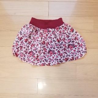 コムサイズム(COMME CA ISM)の花柄スカート 90(スカート)