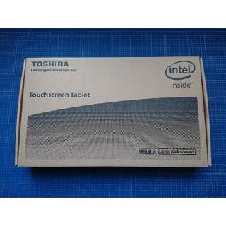 トウシバ(東芝)の東芝 Touchscreen Tablet(タブレット)