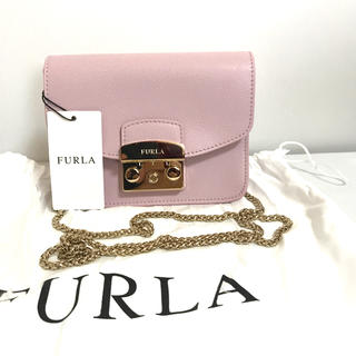 Furla - FURLA フルラ メトロポリス チェーンショルダーバッグ